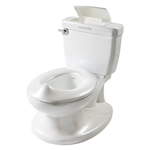 Potty Seat That Looks Like A Real Toilet